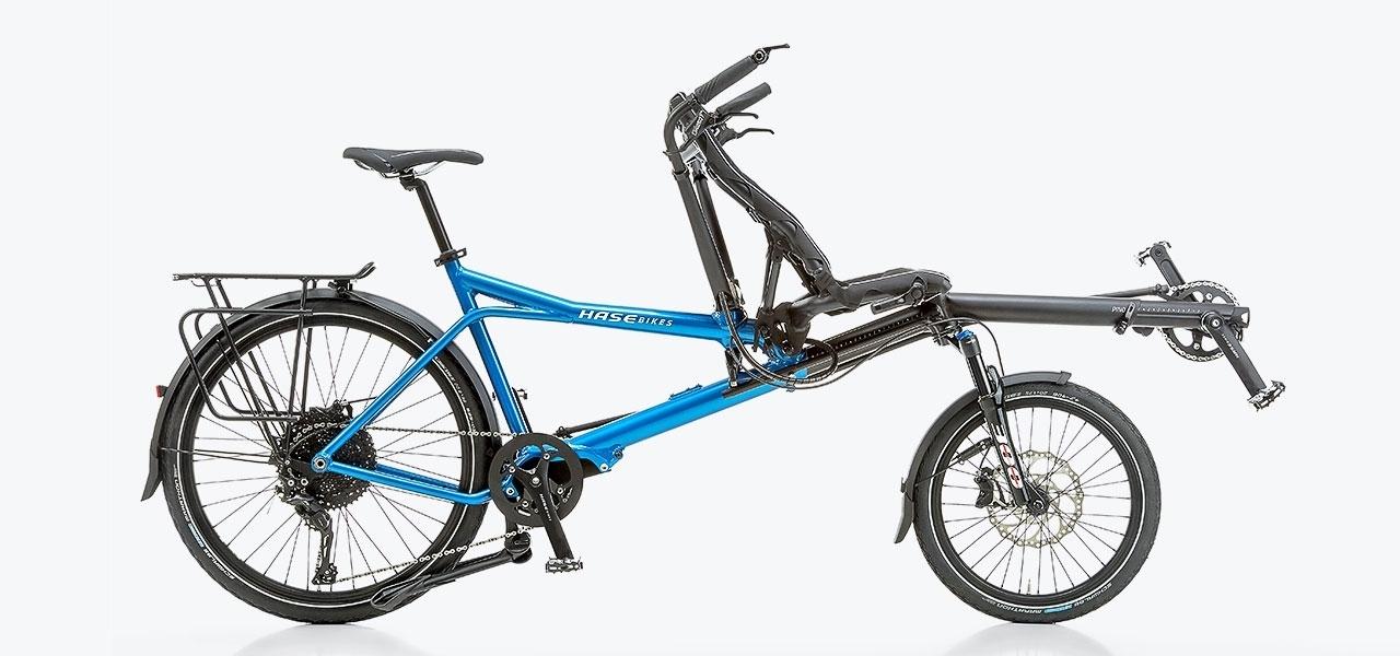 Le tout nouveau Pino par Hase Bikes dans sa version Allround