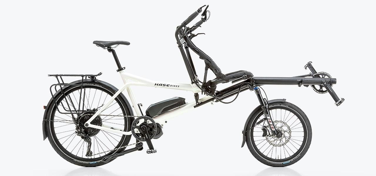 Le tout nouveau Pino par Hase Bikes dans sa version STEPS