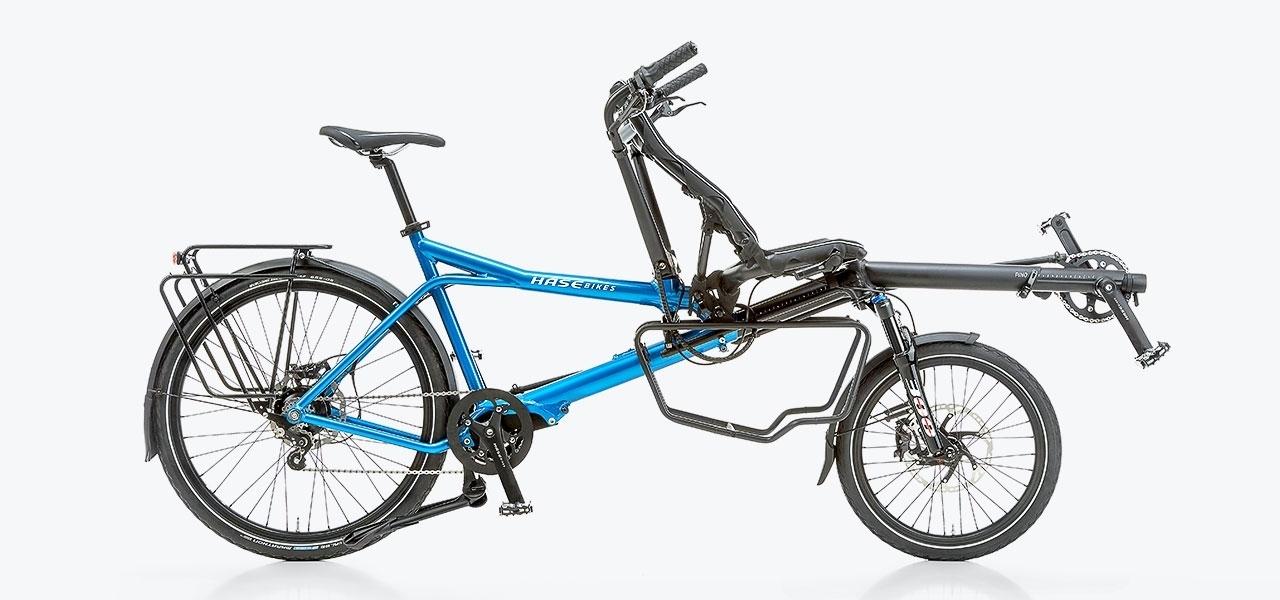 Le tout nouveau Pino par Hase Bikes dans sa version Tour