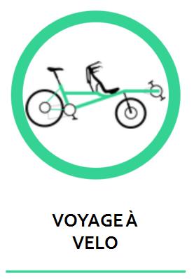 Questions et réponses sur le voyage à vélo avec un tandem Pino, quelle distance parcourir et quel itinéraire choisir, comment éviter le mal de fesses à vélo