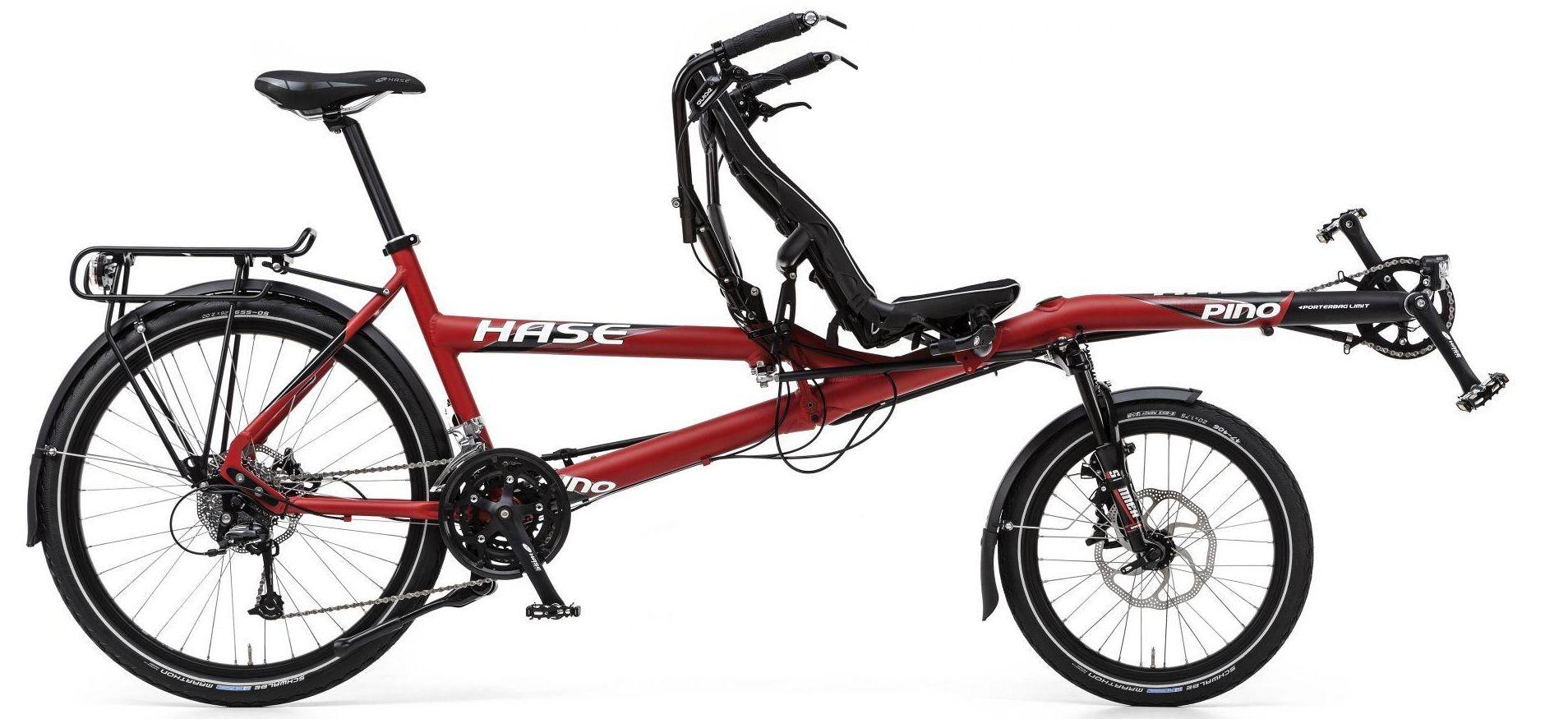 Le Pino de Hase Bikes dans sa version Allround