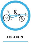 Questions et réponses sur la location d'un tandem Pino par Hase Bikes